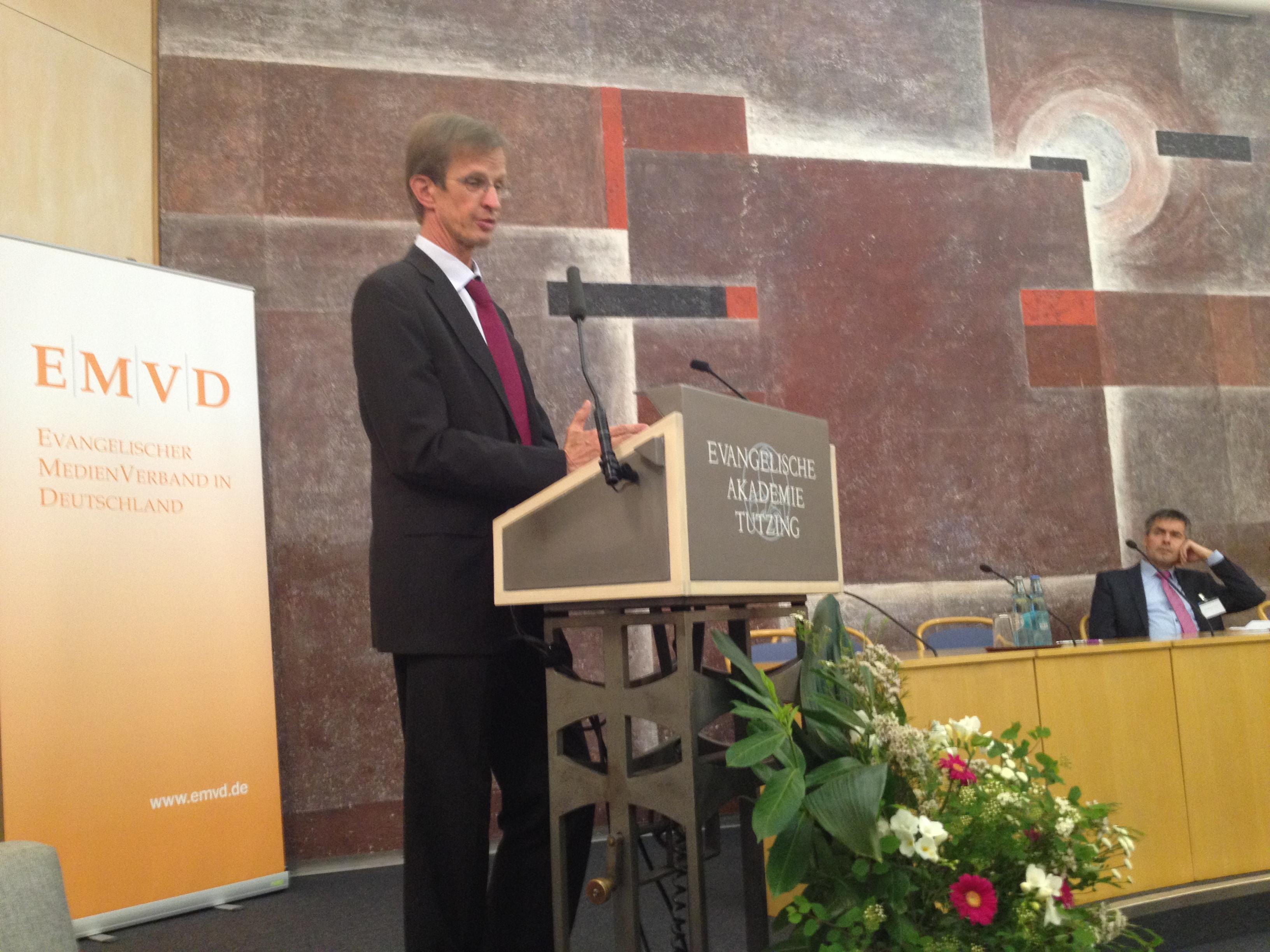 Evangelische medientage 2014 emvd for Albrecht hesse